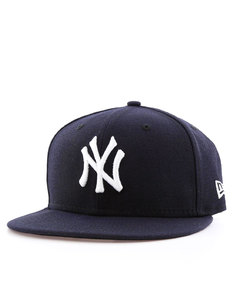 New Era Acperf NY Yankees Navy Cap