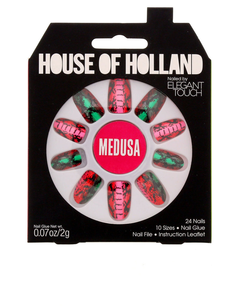 Elegant Touch House Of Holland Medusa Nails