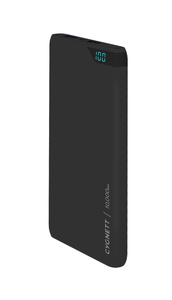 Cygnett ChargeUp Boost 10000mAh Black Power Bank