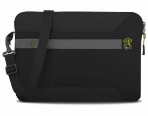 STM Blazer Sleeve Black Fits Laptop up to 13-inch