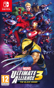 Marvel: Ultimate Alliance 3 - The Black Order [Pre-owned]