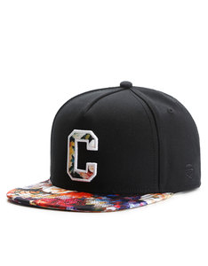 Cayler & Sons Gold Cee Dehner Black/Multi Cap