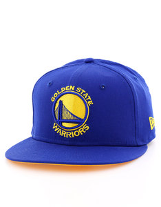 New Era Team Classic Snap Golden State Warriors Blue/Yellow Cap