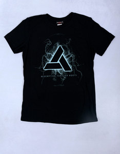 Assassins' Creed Jr Redemption Black T-Shirt