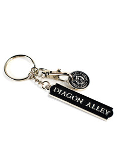 Harry Potter Gringotts with Trolley Coin Keyring