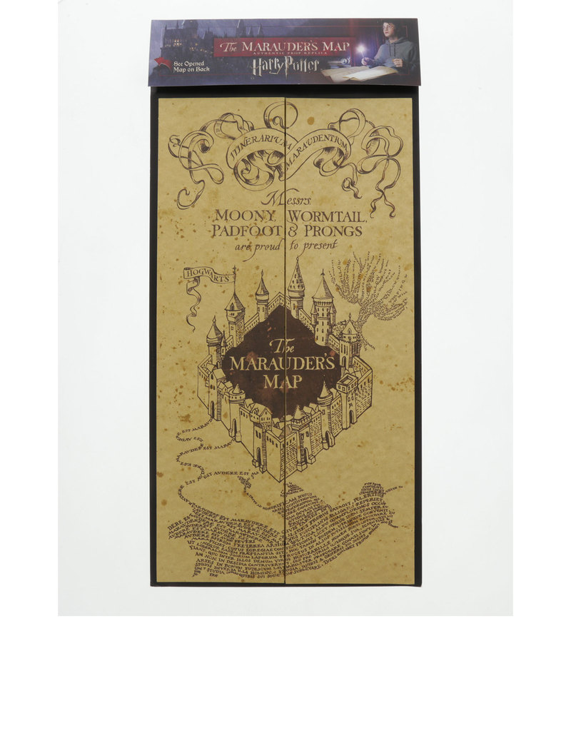 Harry Potter Marauders Map | Memorabilia & Collectibles | Grown-Up on