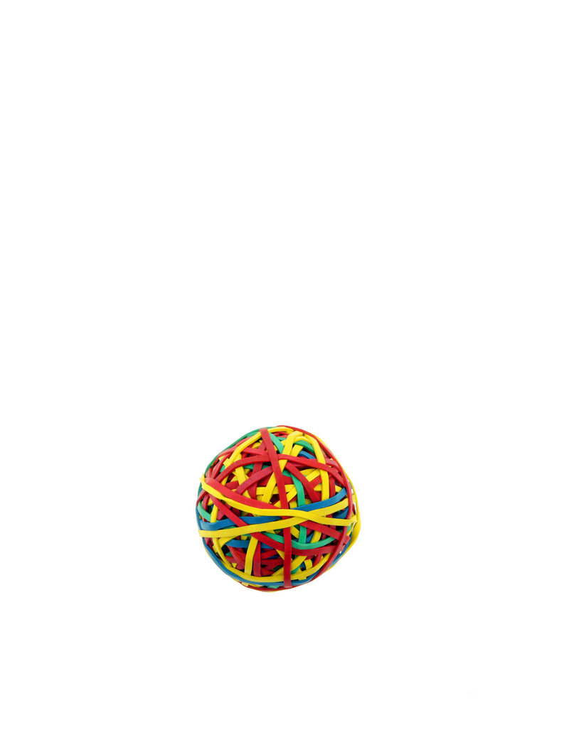 Npw Rubber Band Ball