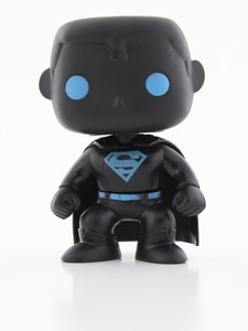 Funko Pop Justice League Superman Silhouette Vinyl Figure