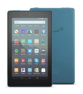 Amazon Fire 7 Tablet 16GB Twilight Blue [9th Gen]