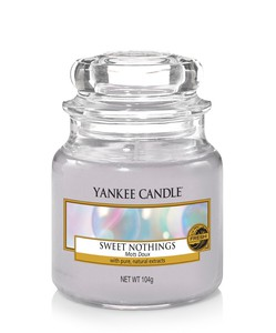 Yankee Candle Classic Jar Sweet Nothings [Small]