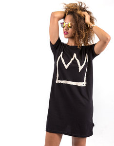 Eleven Paris Basquiat 24 Black Dress