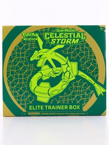 Pokemon TCG: SM7 Celestial Storm Elite Trainer Box