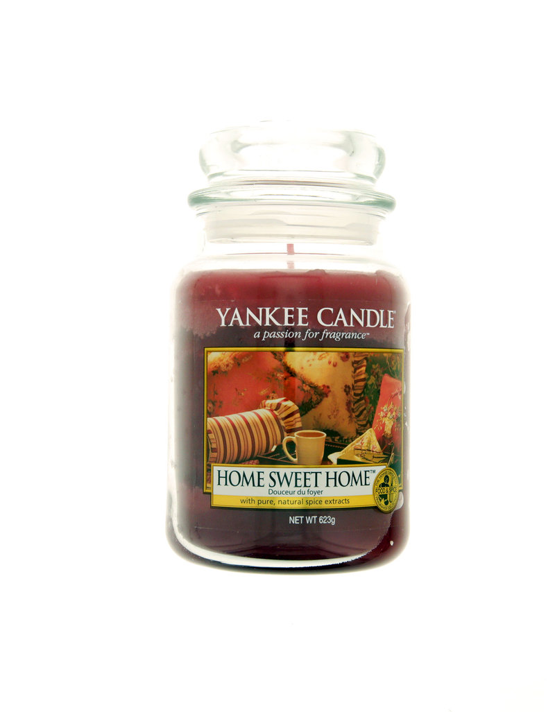Yankee Candle Classic Large Jar Home Sweet Home