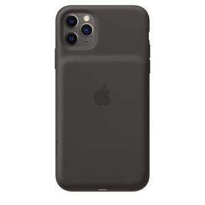 Apple Smart Battery Case with Wireless Charging Black for iPhone 11 Pro Max