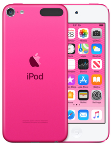 iPod touch 256GB Pink [7th-Gen]