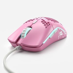 Glorious Model D Minus Matte Pink Gaming Mouse
