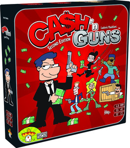 Cash n' Guns Card Game