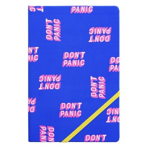Yes Studio Don't Panic A5 Notebook