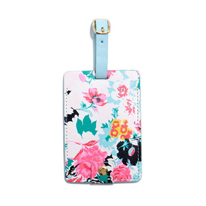 Ban.do The Getaway Luggage Tag Florabunda