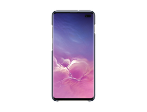 Samsung B2 LED Back Cover Black for Galaxy S10+