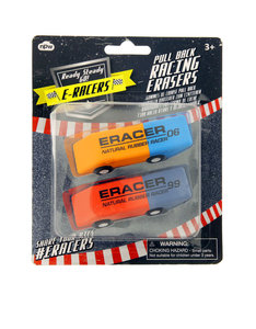 Letterbox Paris E-Racers Pull Back Racing Eraser