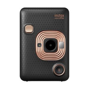 Fujifilm instax mini LiPlay Camera Elegant Black