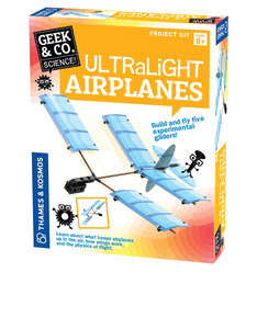 Thames & Kosmos Ultralight Airplanes Project Kit