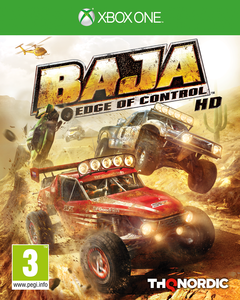 Baja: Edge of Control - HD