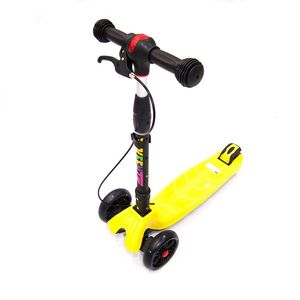 Keenz Scooter Yellow