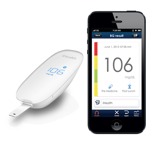 Ihealth Bg5 Smart Blood Glucose Monitor