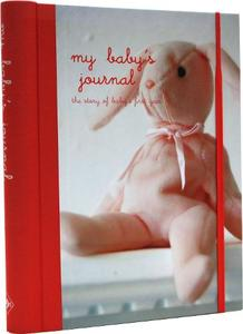 My Baby's Journal Pink