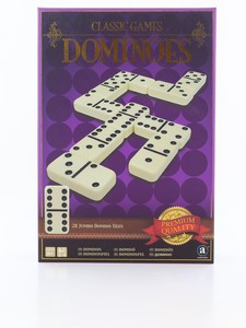 Merchant Ambassador Classic Double6 Dominoes