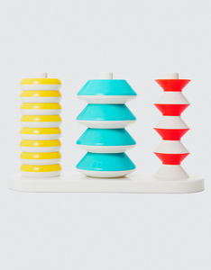 Kid-O Pattern Stacker Learning Toy