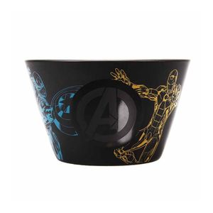 Marvel Avengers Bowl Glaze Boxed