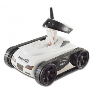 Merlin Irover Remote Control Vehicle