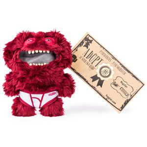 Fuggler Plush Red In Underwear