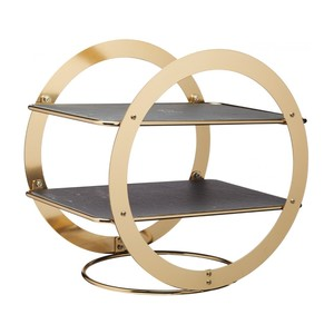 Artesa Wheel Frame Serving Stand