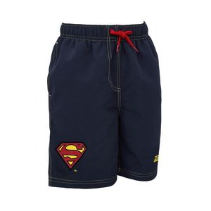 Zoggs Superman Boys Water Shorts Blue
