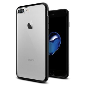 Spigen Ultra Hybrid Case Black Iphone 7 Plus