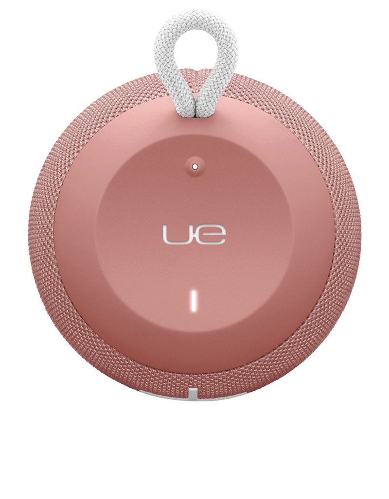 Ultimate Ears WONDERBOOM Wireless Portable Speaker Pink
