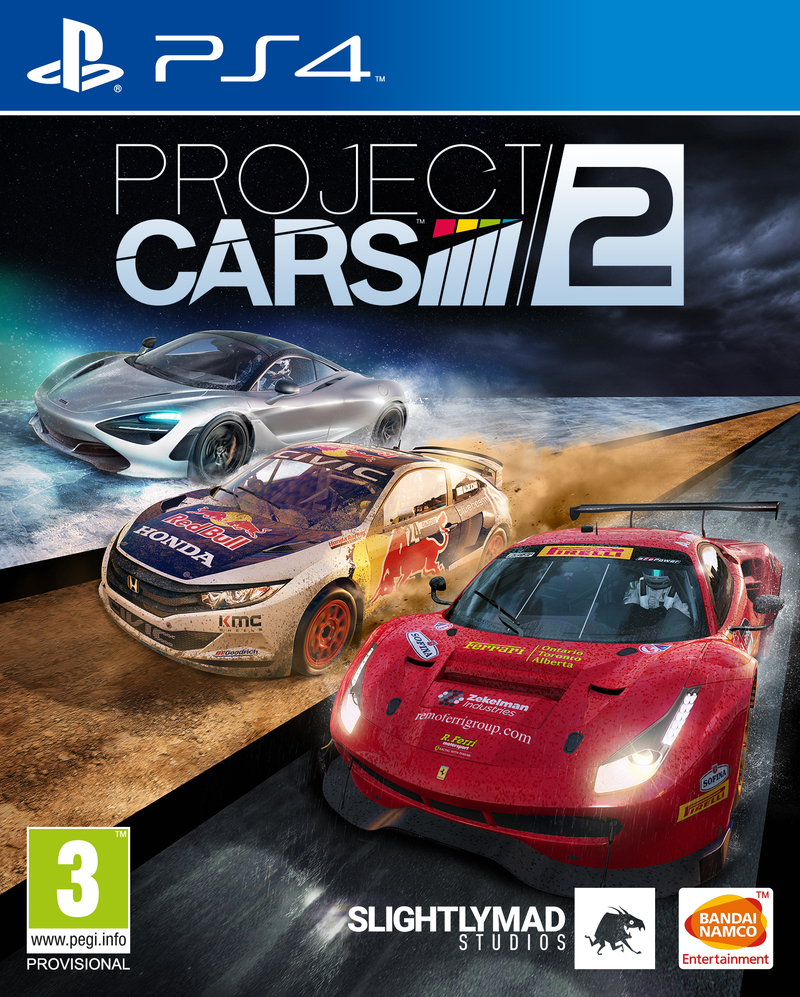 Project CARS 2 | Games | PS4 | Gaming | Virgin Megastore