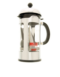 Bodum Chambord Coffee Maker W/Stopper 1L Stainless Steel
