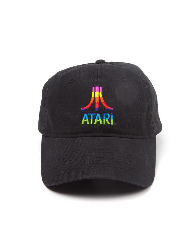 newest 61b9c 121c3 Difuzed Atari Multi Color Logo Cap   Caps   Headwear   Men   Fashion    Virgin Megastore