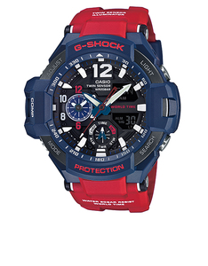 Casio G-Shock Ga11002Ad Strap Watch
