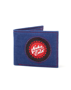 Difuzed Fallout Nuka Cola Bottle Cap Bifold Wallet