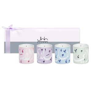Silsal Mother's Day Candles 225g [Set of 4]