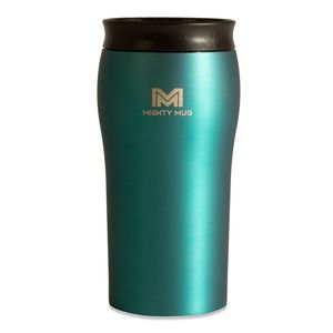 Mighty Mug Solo Teal Matte 360 Teal Matte