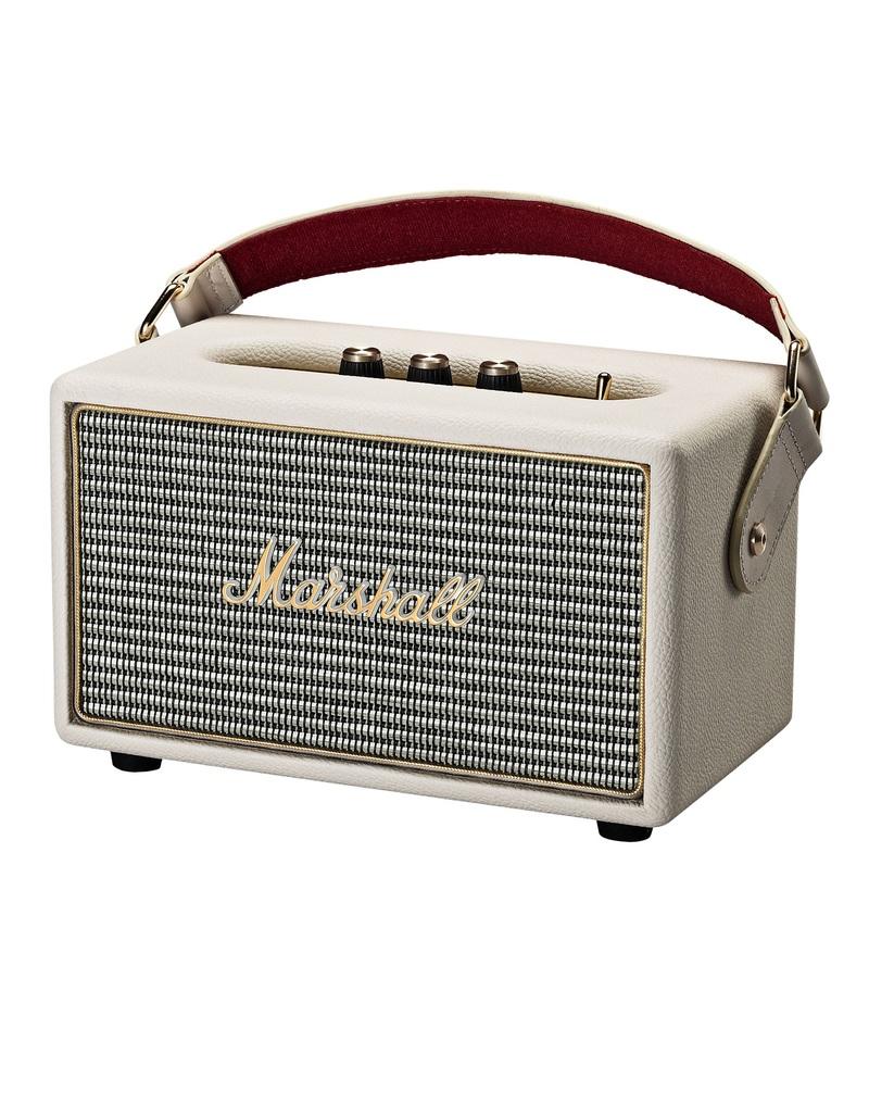 Marshall Kilburn Cream Portable Bluetooth Speaker