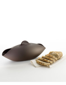 Lekue Bread Maker Brown
