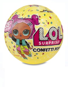 L.O.L. Surprise Confetti Pop Tots Series 3-1 S Mystery Pack [Includes 1]